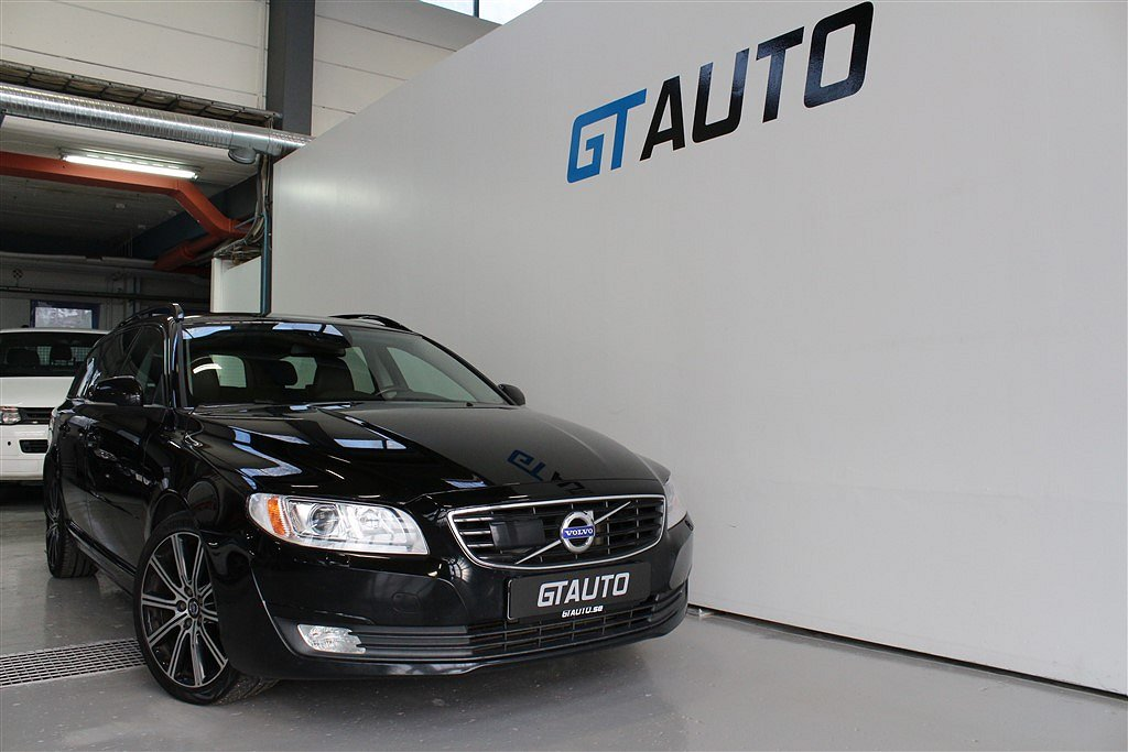 Volvo V70 D4 AWD Dynamic Edition EURO 6
