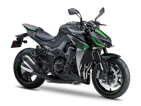 Kawasaki Z1000R  5 års Garanti