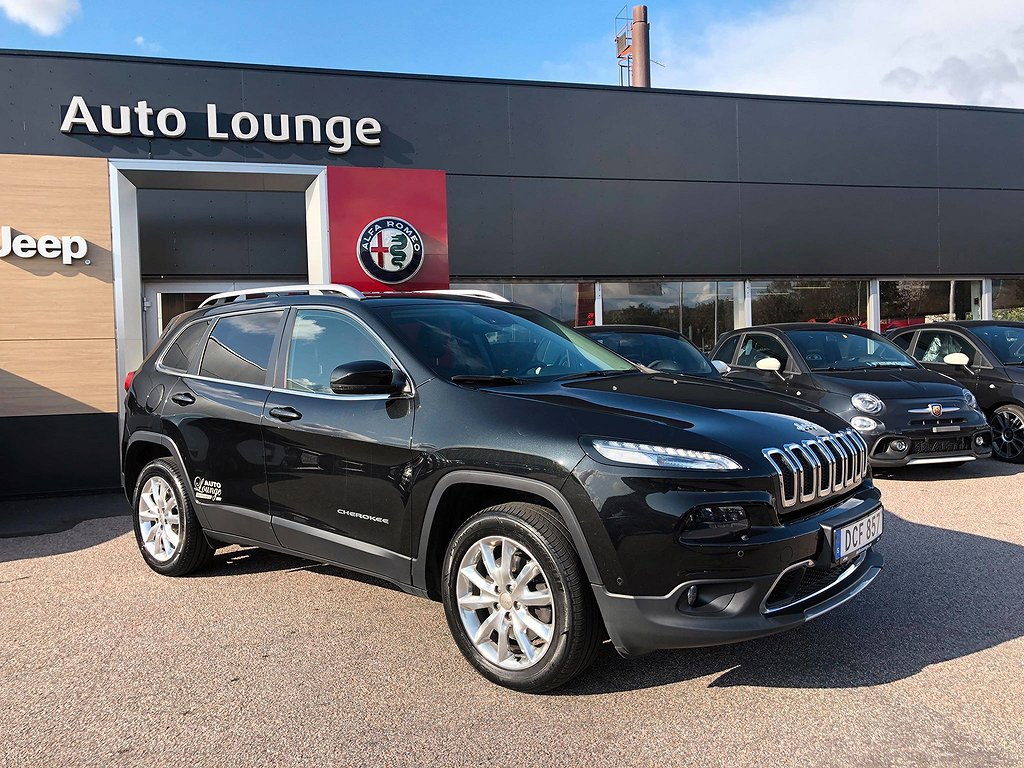 Jeep Cherokee Limited Privatleasing