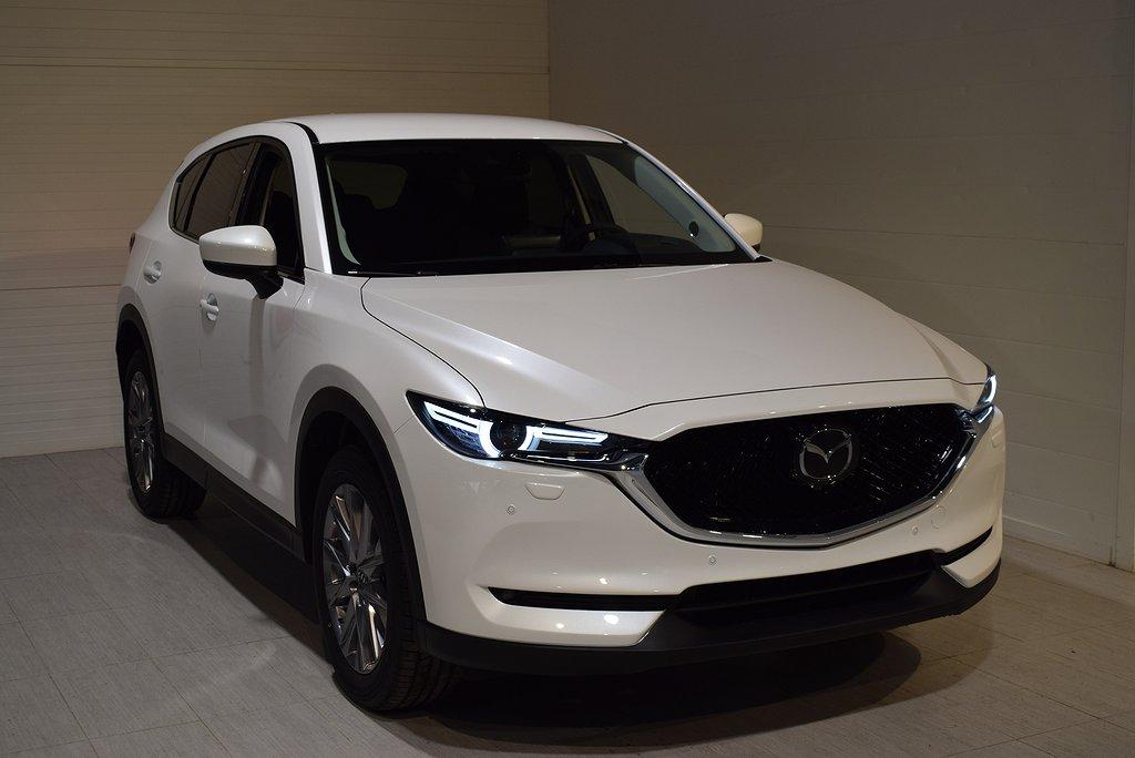 Mazda CX-5 Optimum 2,5 Automat AWD I LAGER (carplay) 2020