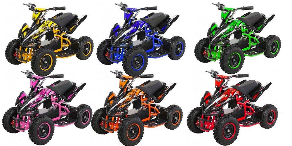"""Övrigt ATV """"Racer"""" el för barn, racer 1000W"""