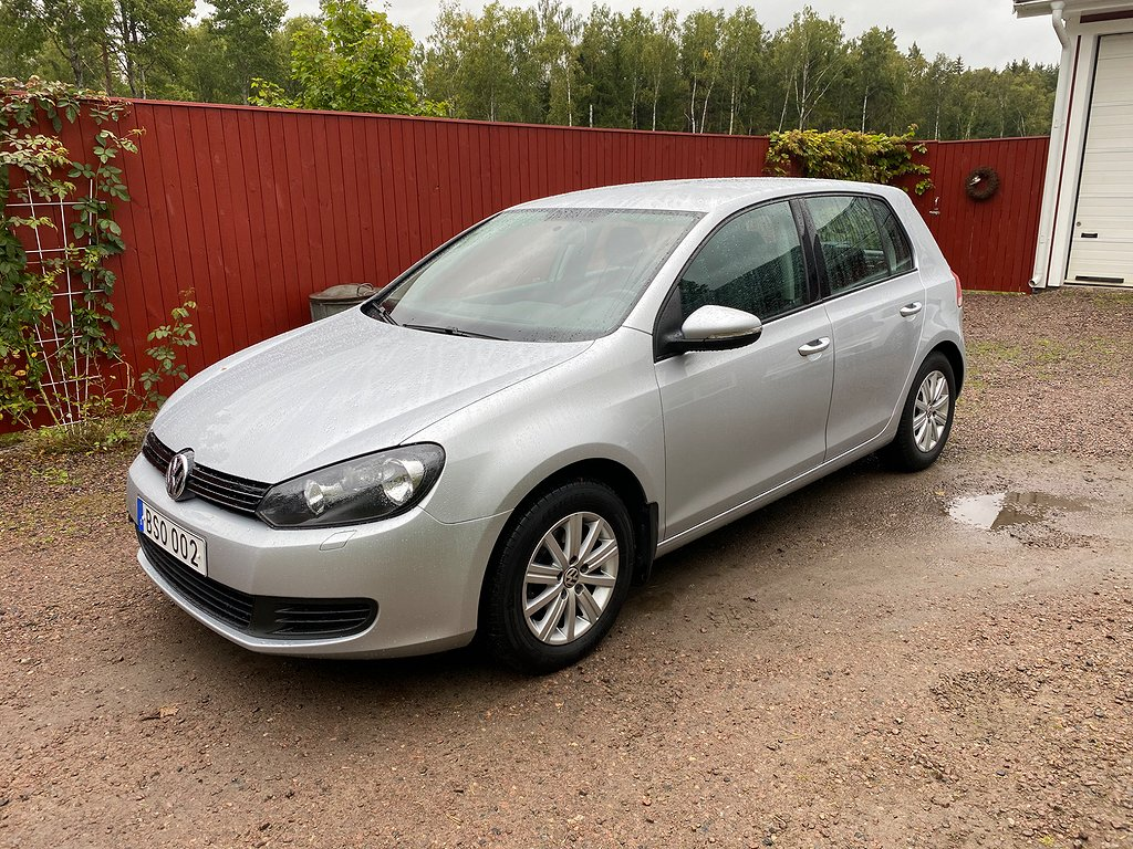 Volkswagen Golf 5-dörrar 1.6 TDI BlueMotion