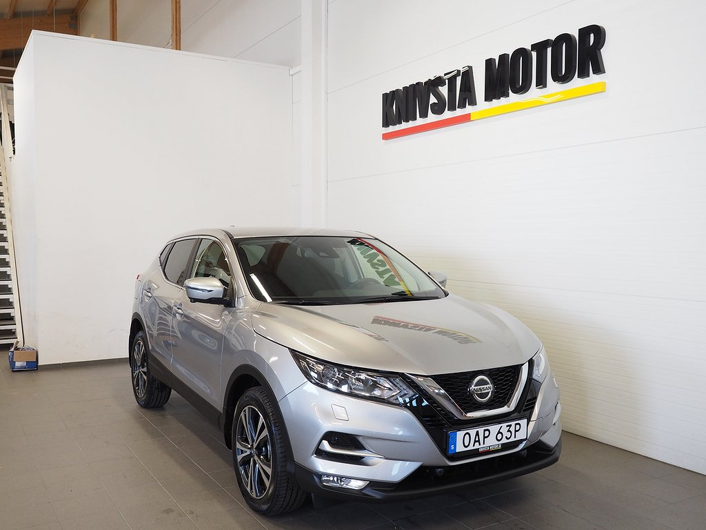 Nissan Qashqai N-Connecta ALL INCLUSIVE
