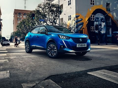 Peugeot 2008 ACTIVE ELECTRIC