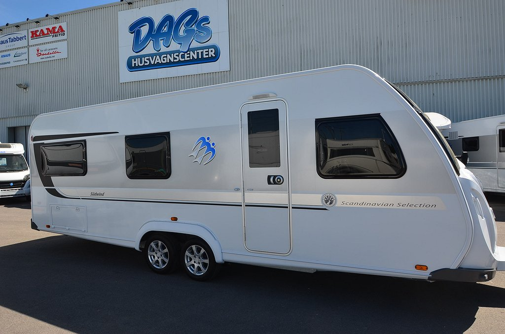 Knaus Sudwind Scandinavian Selection 650 UDF