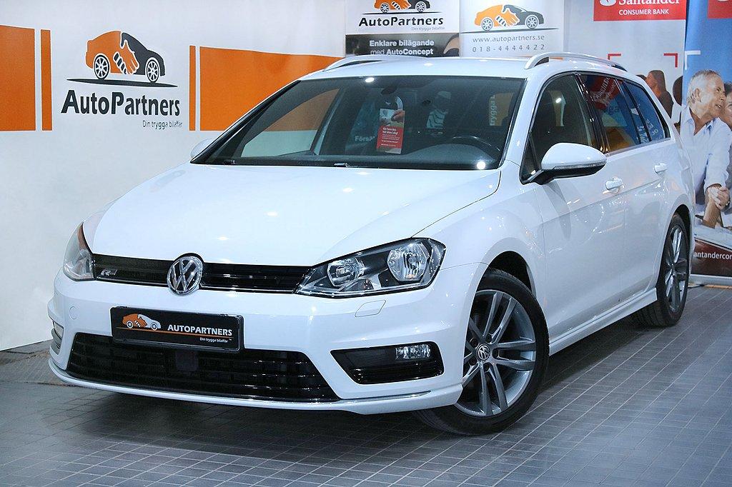 Volkswagen Golf SC 1.4TSI DSG R-line Highline Plus EU6 150hk