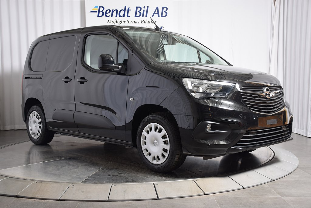 Opel Combo L1H1 / 1,5 100hk / LAUNCH EDITION