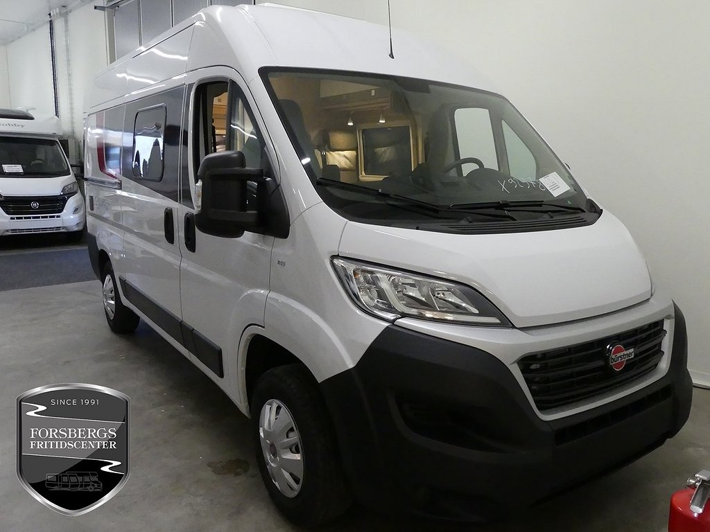 Bürstner City Car 540 Van / Plåtis / Under 6 meter / Pris 562 440 kr