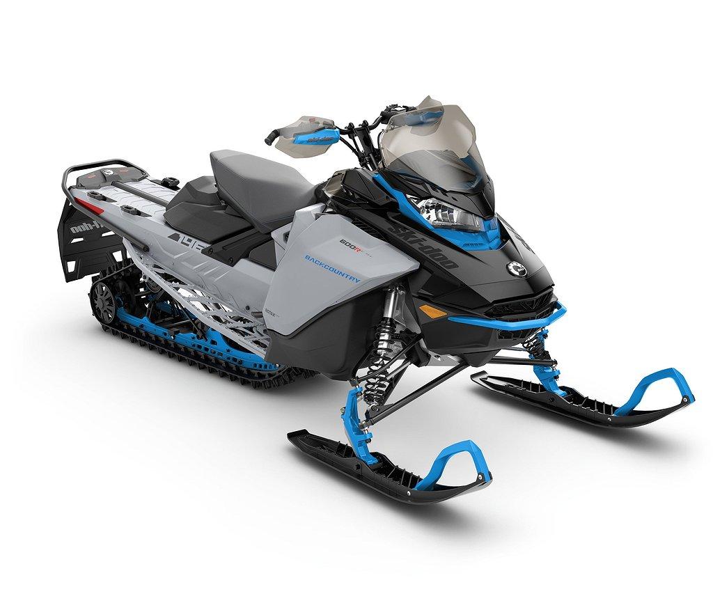 Ski-doo Backcountry STD 600R -22