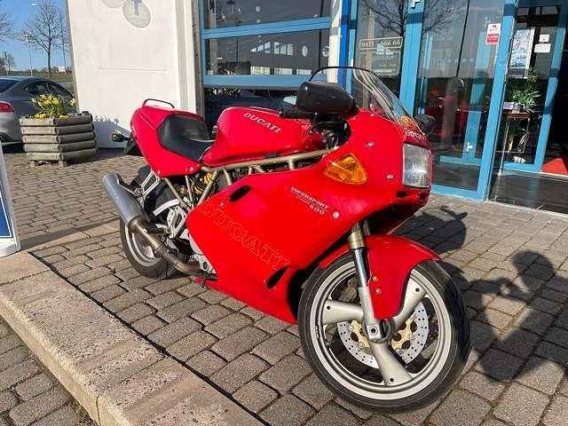 Ducati ZDM 600 S