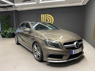 Mercedes A 45 AMG 4MATIC W176 (360hk) Exclusive