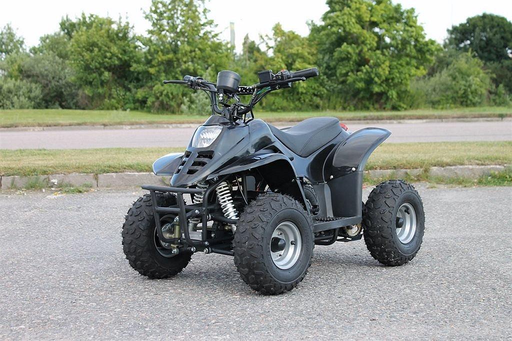 Brantech Racing ATV 1000W - EL 70-E med back