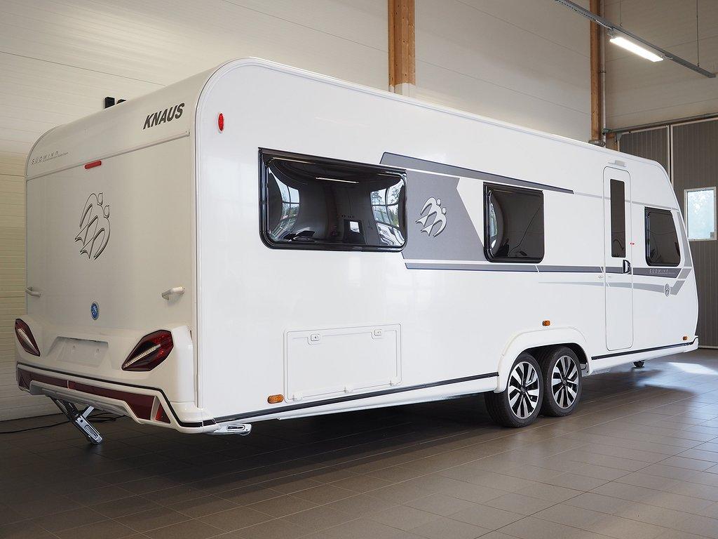 Knaus Südwind 650 UDF Scandinavian Selection 2021