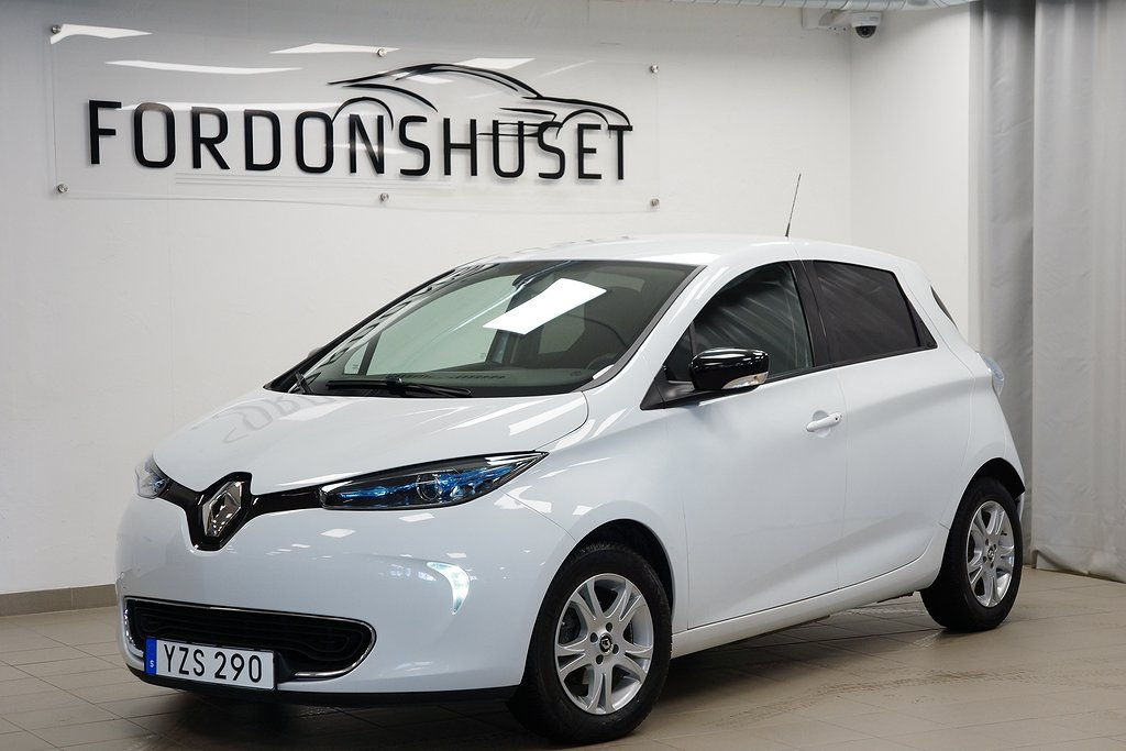 Renault Zoe R90 41 kWh Single Speed /92 Hk