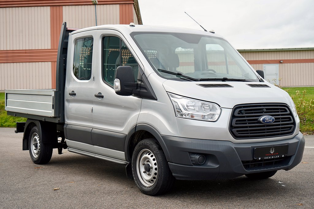 Ford Transit Double Cab 2.2 TDCi