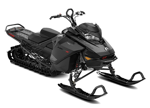 Ski-doo Summit X 154 850 E-TEC SHOT -21
