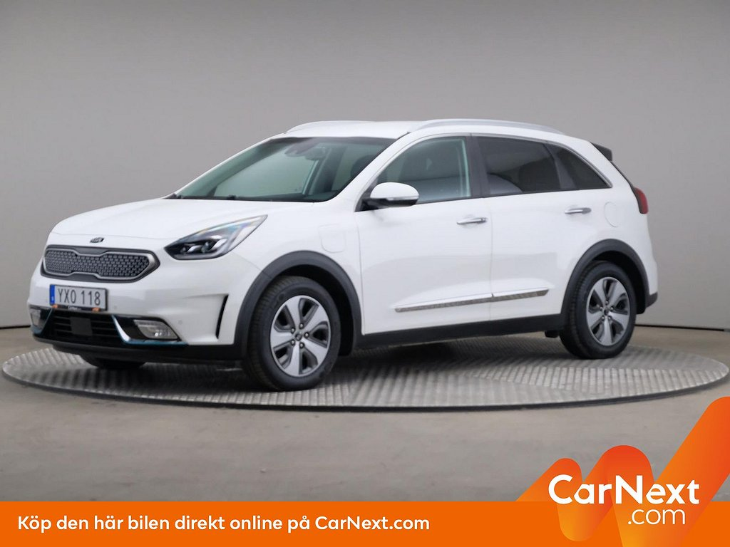 Kia Niro Plug-In Hybrid Advance Pluspaket 2