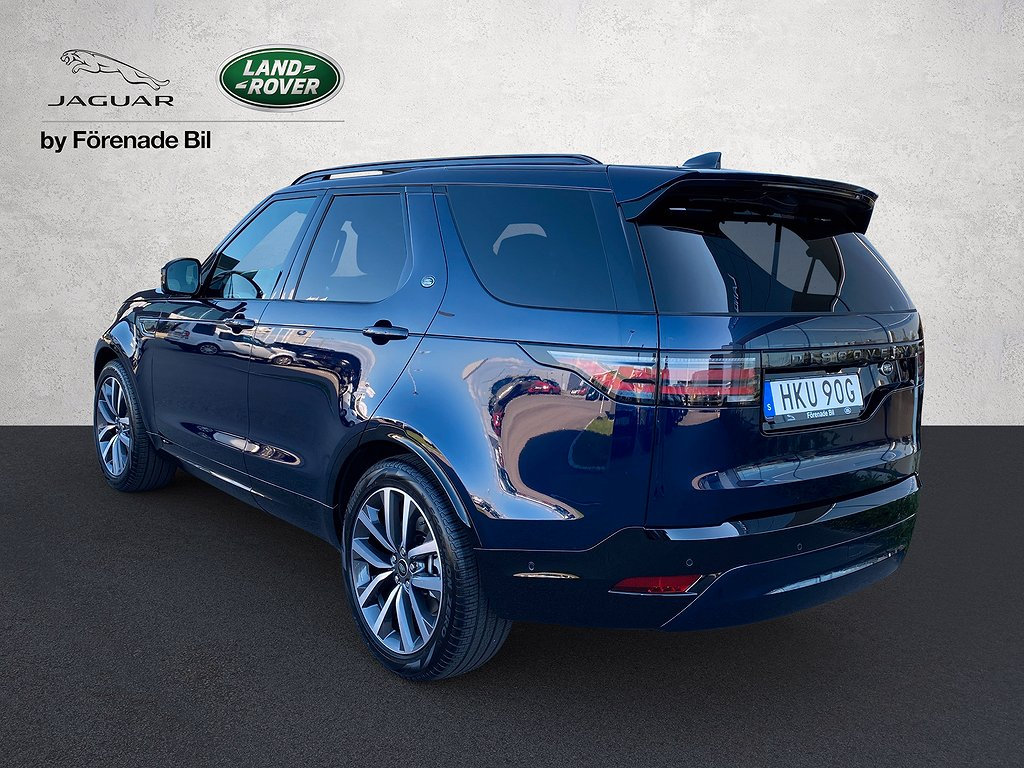 Land Rover Discovery SE R-Dynamic D250   7-sits  