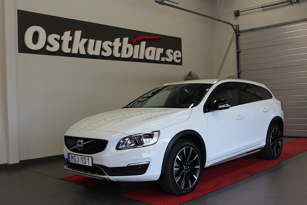 Volvo V60 Cross Country, D3 Summum VOC