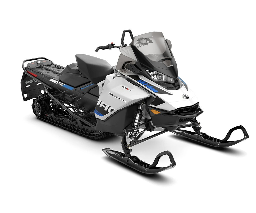 Ski-doo Renegade Back Country 600R E-Tec -19
