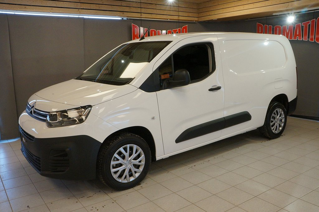 Citroën Berlingo L2 Business Pre PT130 AUT Drag