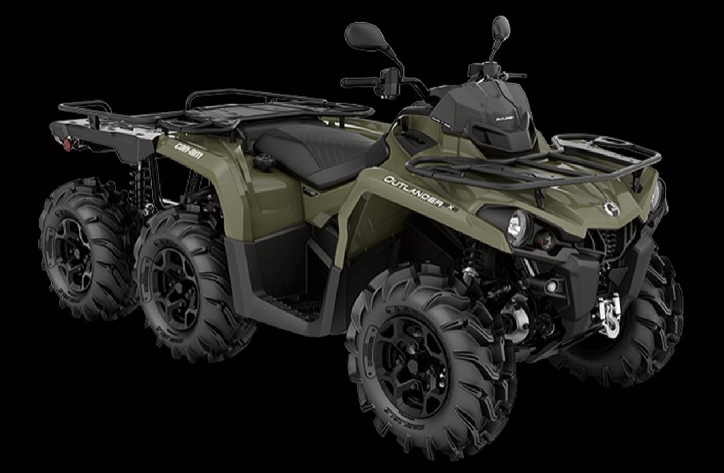 Can-Am Outlander 6x6 PRO+T 450