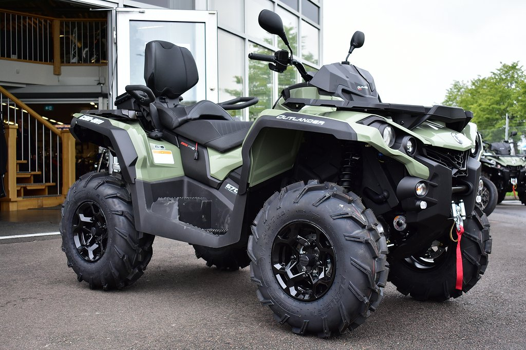 Can-Am Outlander 570 Max Pro T, KAMPANJ 10.000:-