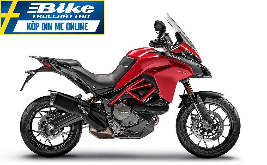 Ducati MTS 950 Touringkampanj! Bike Trollhättan