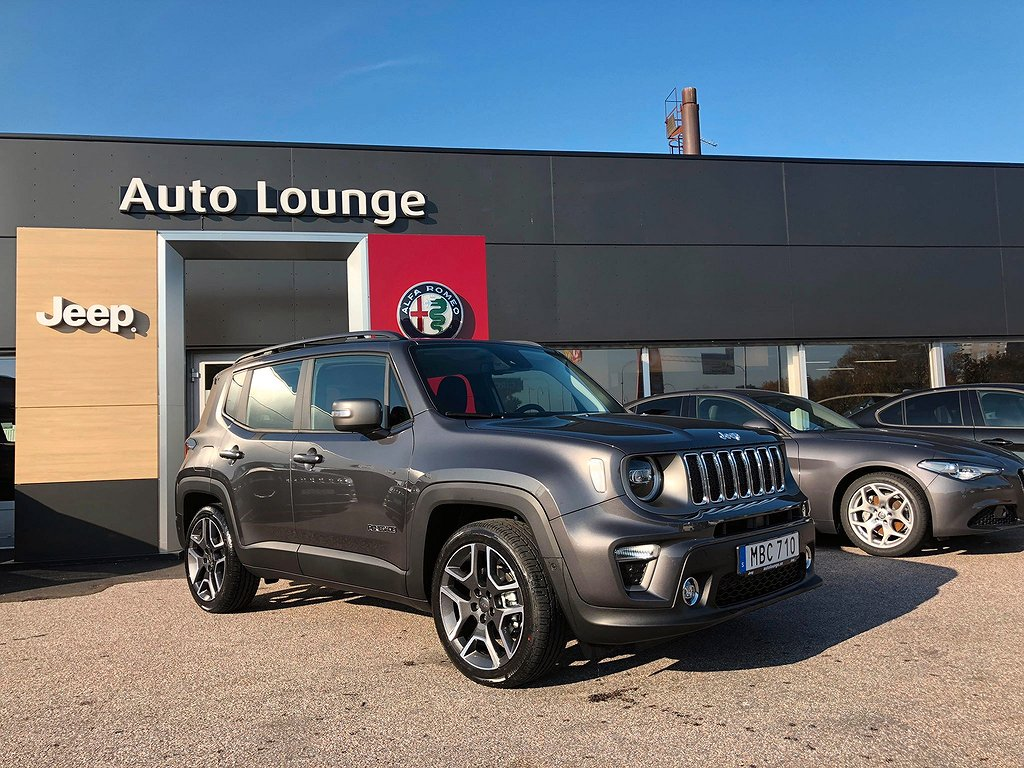 Jeep Renegade Privatleasing 0kr kontant