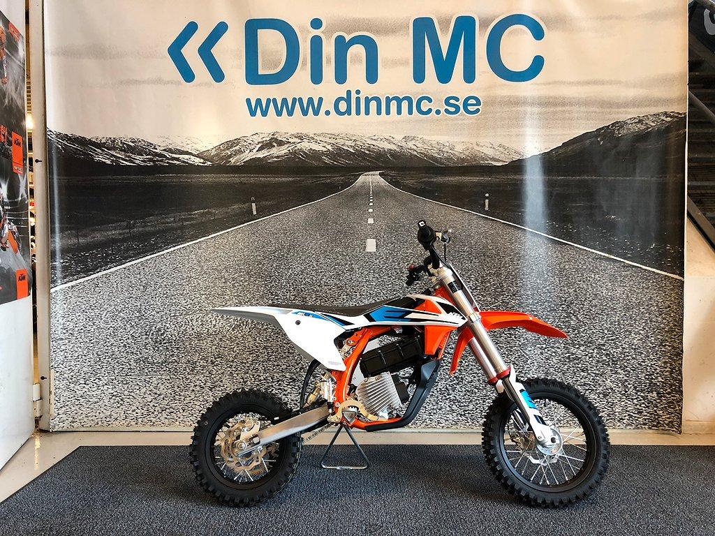 KTM SX-E 5 2020 Nu i butik!