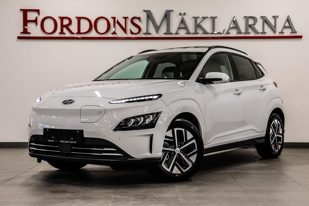 Hyundai Kona ADVANCED 64 KWH NYA MODELLEN 2022