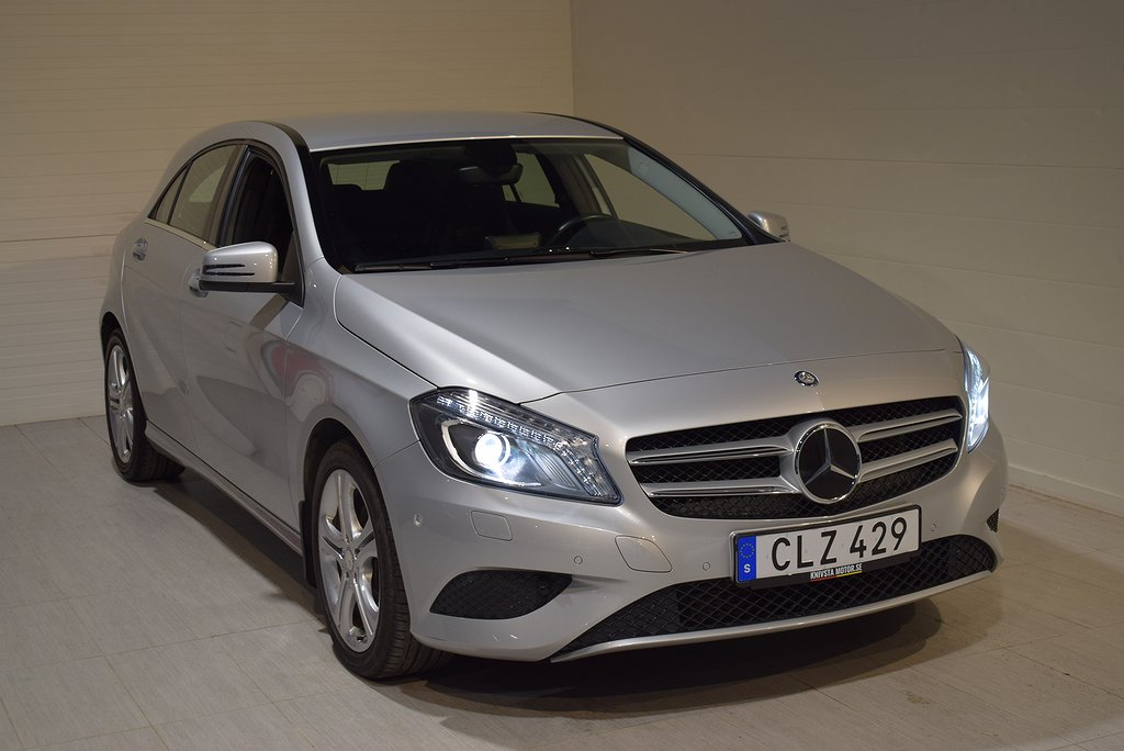 Mercedes-Benz A 180 7G Aut Backkamera Navigation 2014