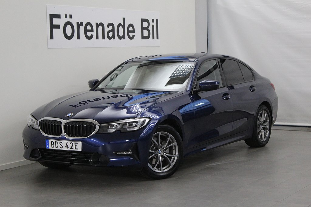 BMW 320 d xDrive Sedan Model Sport Drag