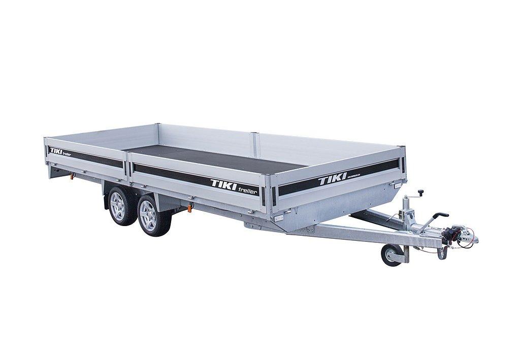 Tiki CP600-DRB/DROP/3500 kg