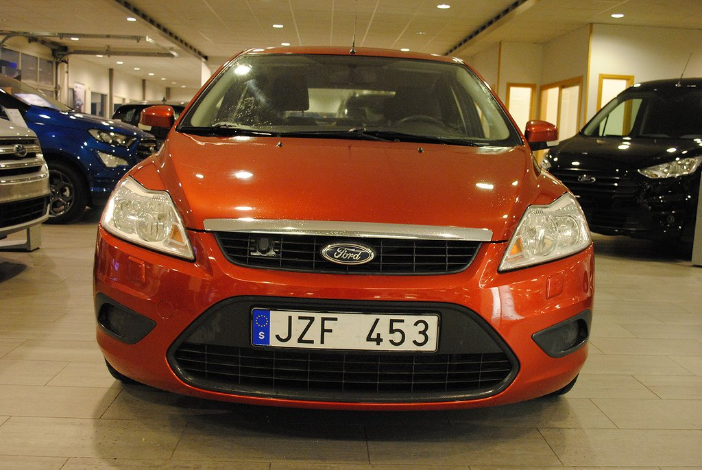 Ford Focus 1.8 125hk Flexifuel Trend
