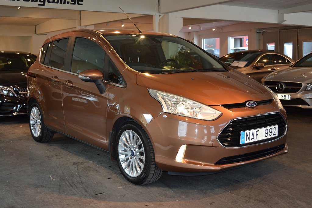 Ford B-MAX 1.4 Duratec 90hk Acc