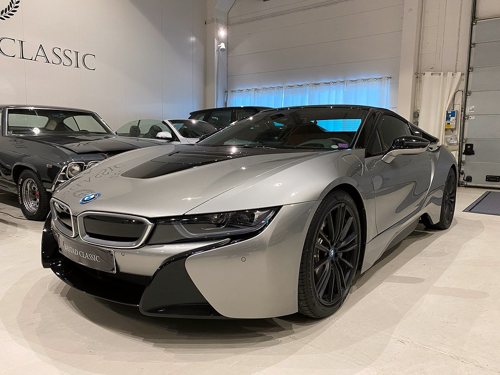 BMW i8 Roadster First Edition 1 of 200