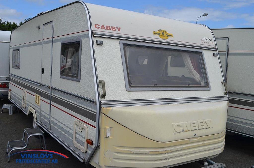 Cabby 58 5