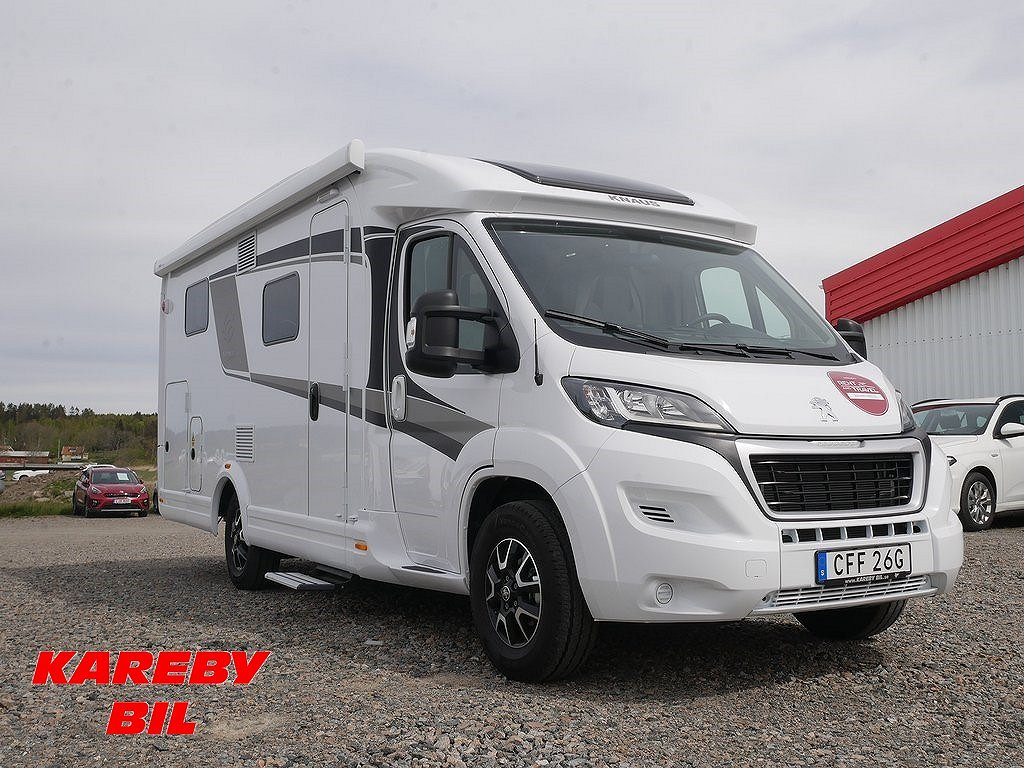 Knaus Van TI Platinum Selection 650 MEG