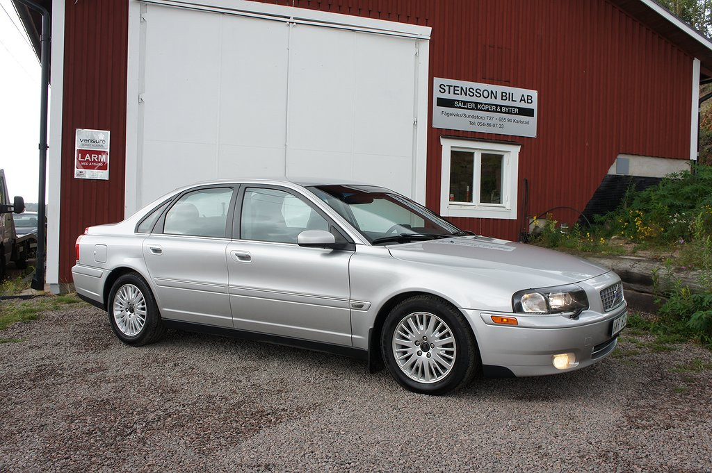 Volvo S80 2.5T AWD Automat Business 210hk