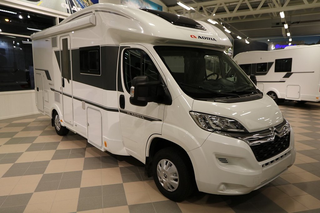 Adria Matrix Axess 600 DT - Citroen 6D 2.2