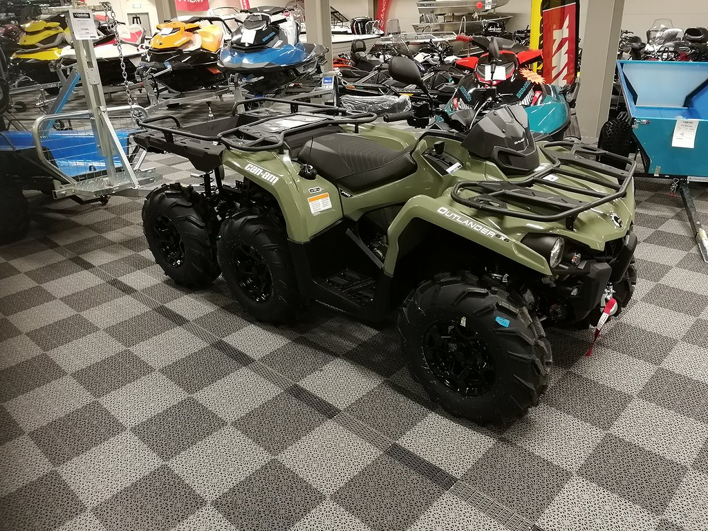 Can-Am Oulander 450 PRO 6x6 T3B