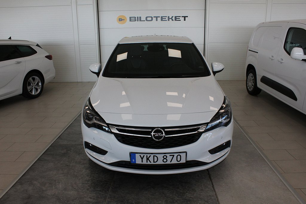 Opel Astra 1.6D Business Automat