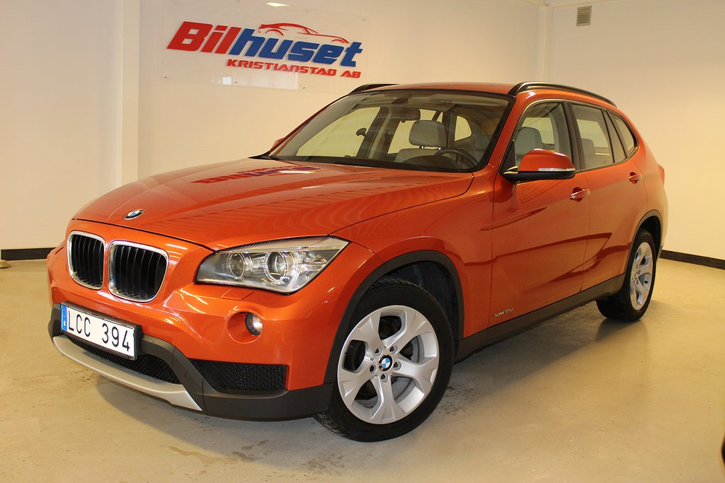 BMW X1 xDrive18d Steptronic (7800MIL)