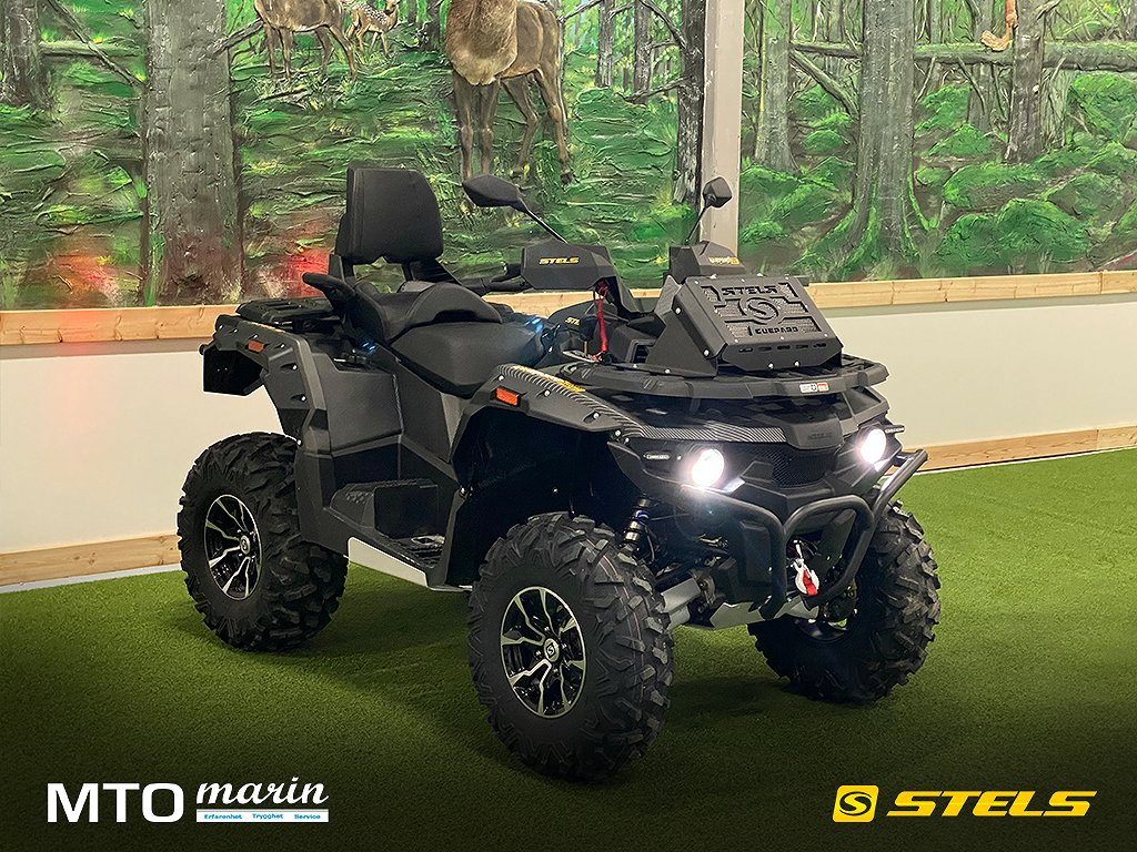 STELS Guepard 850 G Touring