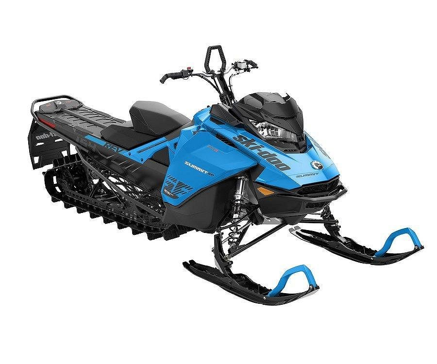 "Ski-doo Summit SP 154"" 600R E-TEC ES -20"