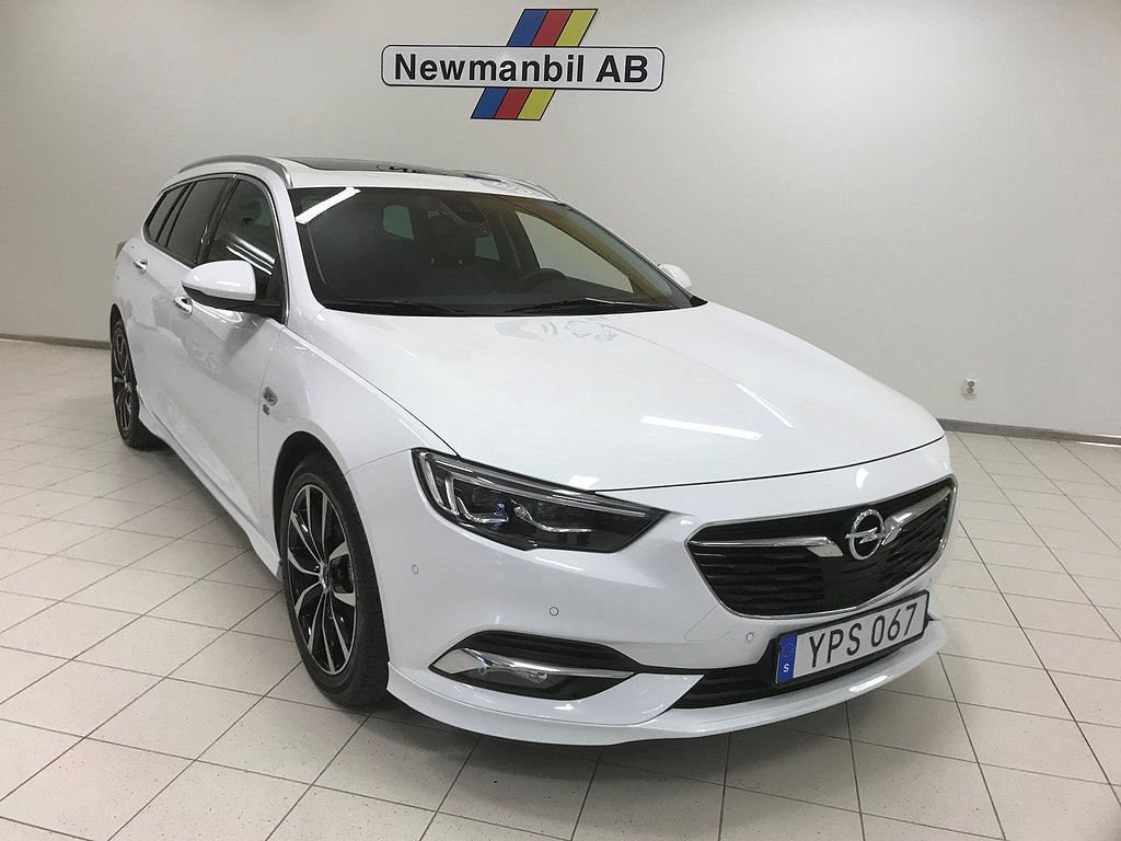 Opel Insignia Business ST 2.0 Turbo 4x4 AT8 260hk