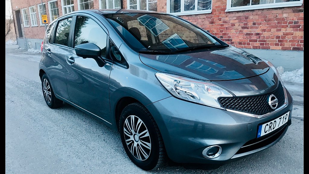 Nissan Note 1.5 dCi 90hk