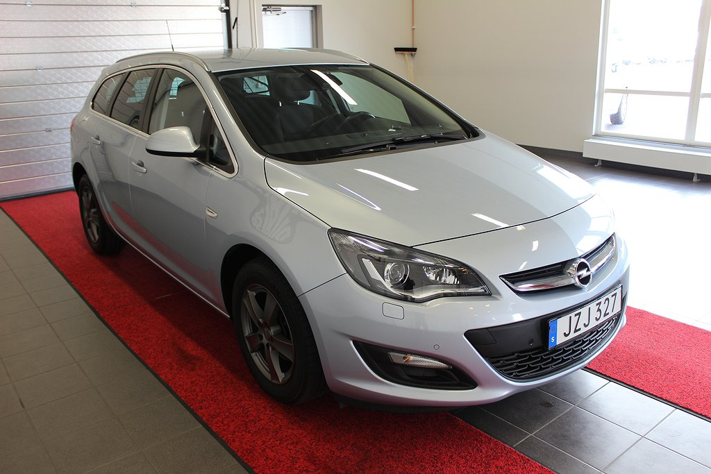 Opel Astra, Sports Tourer 1.4 Turbo Euro 6 140hk