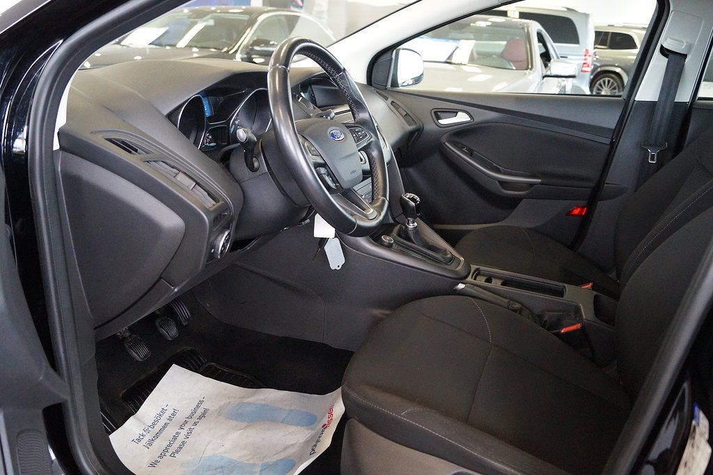 Ford Focus 1.5 TDCi Euro 6 95hk Trend5D